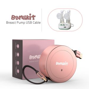 ameda lactaline breast pump usb cable
