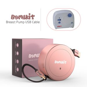 pigeon silent breast pump usb cable